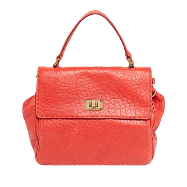 Sac à main Abaco - Mini Lou BF rouge